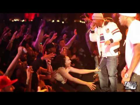 Lloyd Banks Live @ BB King in NYC - Live Performance + Backstage Access