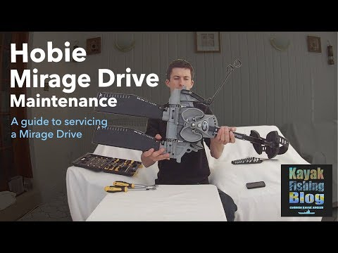 Hobie Mirage Drive - Service and Maintenance