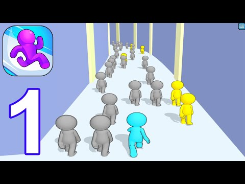 Home Rush - Gameplay Part 1 - All Levels 1-7 (Android, IOS)