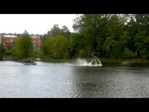 Dolphin Jet Pack for groups in Riga, Latvia