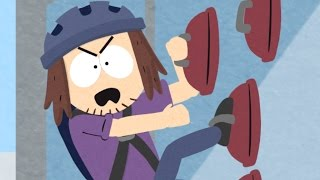 Suction Cup Man! (South Park Inspired Animation)