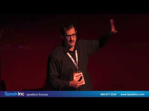 Keynote Speaker: Jim Kalbach • Presented by SpeakInc • Visualising Value