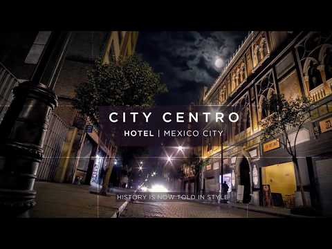 City Centro Hotel | Mexico City's Downtown