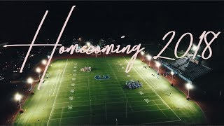 Coginchaug Homecoming 2018