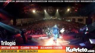 TRILOGÍA / Amato + Toledo + Ceberio - Kuarteto.com thumbnail