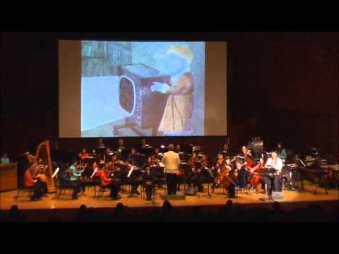 Howard Blake The Snowman 2011 (Part 1) City Chamber Orchestra of Hong Kong