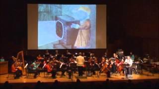 Howard Blake The Snowman 2011 (Part 1) City Chamber Orchestra of Hong Kong