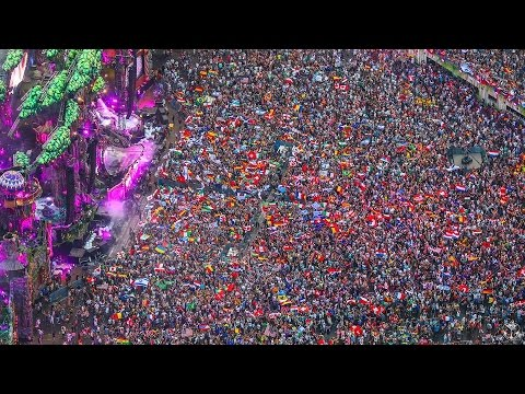 Don Diablo & Steve Aoki X Lush & Simon - What We Started ft. BullySongs (Tomorrowland Belgium 2016)