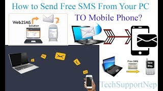 How to Send Free SMS From Online?