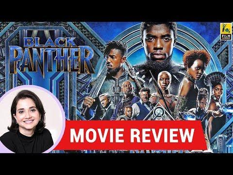 Anupama Chopra's Movie Review of Black Panther | Chadwick Boseman I Michael B. Jordan