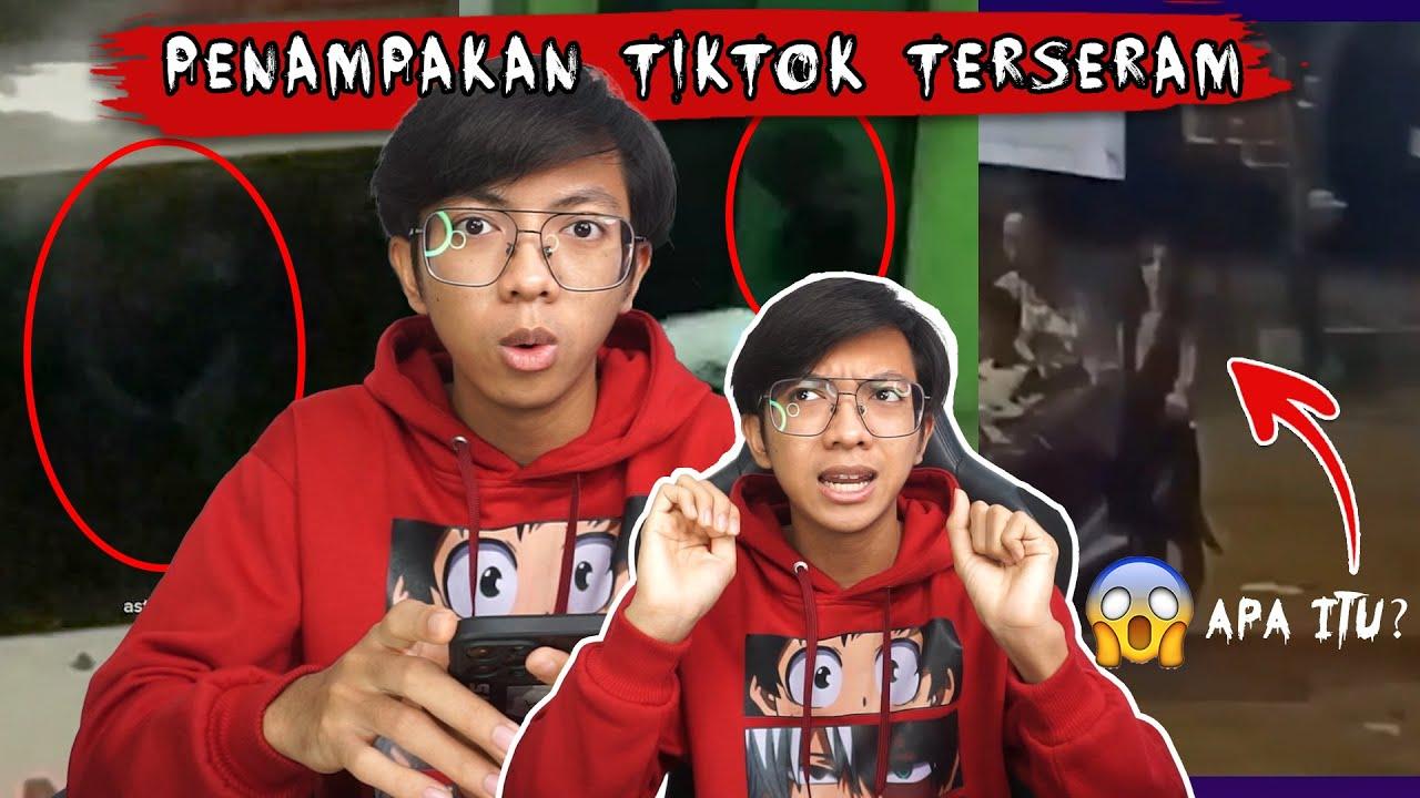VIDEO PENAMPAKAN HORROR TIKTOK!! #penampakan #TikTok