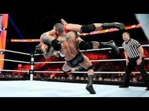 Randy Orton - Scoop powerslam Compilation 2018 HD