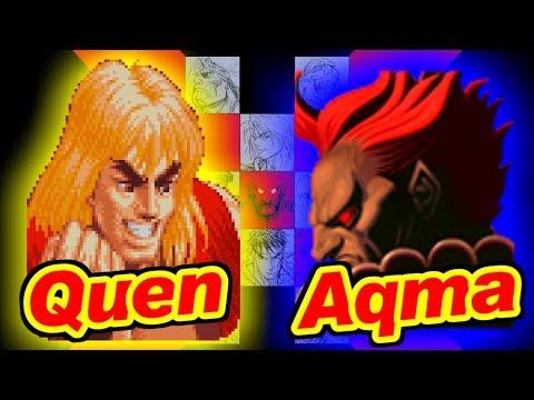 ケン vs 最凶豪鬼 - スーパーストリートファイターII X for 3DO