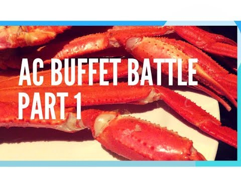 Harrah's Waterfront Buffet: ATLANTIC CITY BATTLE