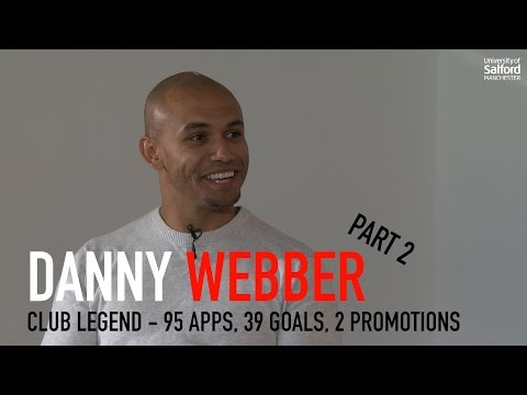 Danny Webber hangs up his boots - Part 2