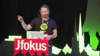 Modelling Microservices at Spotify