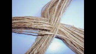Джутовые нити для ткачества(, 2016-02-03T18:52:49.000Z)
