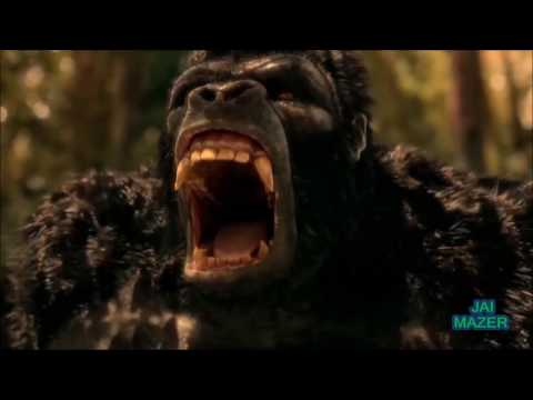 The Flash 3x13 Attack on Gorilla City [HD] Feat. Gorilla Grodd & King Shark