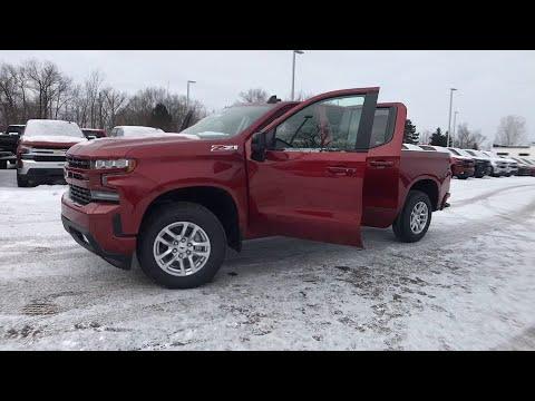 2019 Chevrolet Silverado 1500 Lake Orion, Rochester, Oxford, Auburn Hills, Clarkston, MI 712319