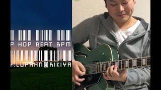 R&B/pop/neo soul - guitar/福田将也 track prod by Lupahn@RIKIYA