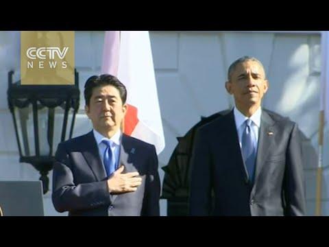 Obama holds talks with Japanese PM in Washington