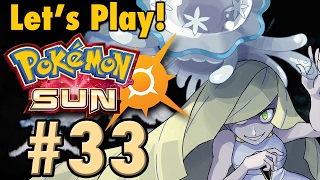 JWittz Plays Pokemon Sun Part 33 - Unleash the Beast