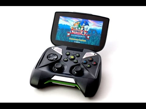 Android Gaming on the Big Screen with the Wireless Media Adapter and Nvidia Shield