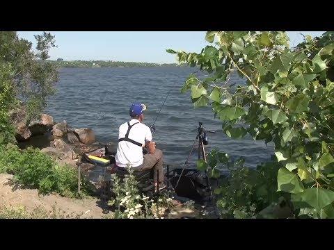 Ловим водохранилищного карася фидером. О рыбалке всерьез. Выпуск 392HD