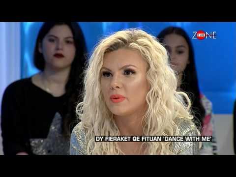 "Zone e lire - Dy fieraket qe fituan ""Dance with me""! (23 dhjetor 2016)"