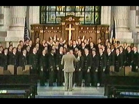 The Joy of Music Presents the Naval Academy Glee Club
