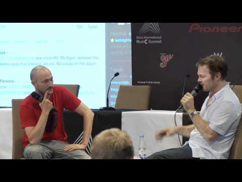 Paul Kalkbrenner & Pete Tong - IMS Ibiza 2011 - Keynote Interview
