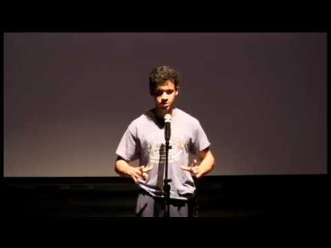 Nathan Iyer Standup Showdown 2018