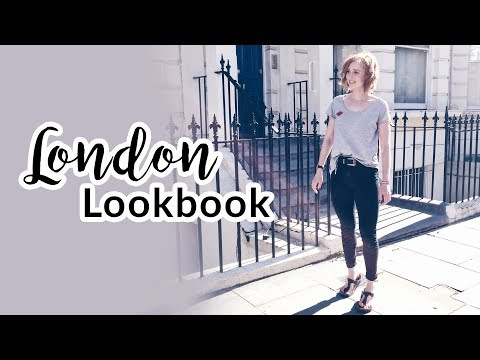 LONDON LOOKBOOK I REISE OUTFIT DIARY I Advance Your Style
