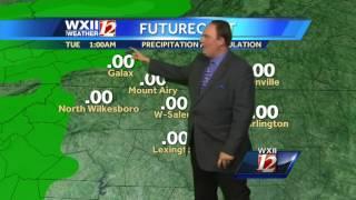 Noon update: Austin's winter weather forecast