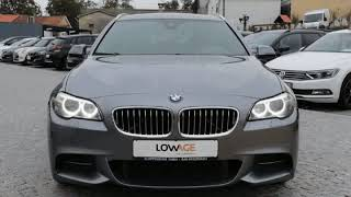 BMW 520 d Touring Pack M Auto para Venda na Lowage
