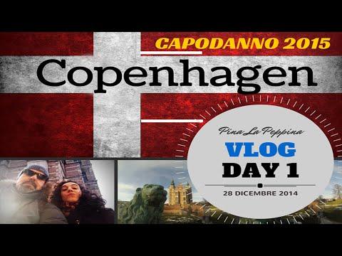 Viaggio a Copenaghen: Il Castello di Rosenborg. Travel Vlog EP.1
