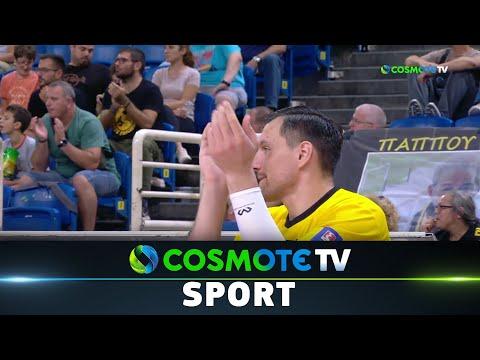 ΑΕΚ - Κολοσσός Ρόδου (93-69) Highlights - Basketball League - 6/10/2019 | COSMOTE SPORT