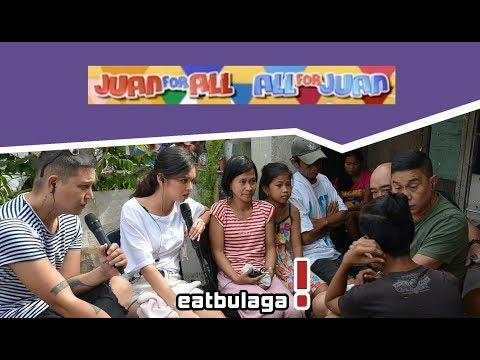 Juan For All, All For Juan Sugod Bahay | January 15, 2018