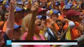 السلطات الفنزويلية تفرج عن أهم رمز للمعارضة وتفرض عليه الإقامة الجبرية