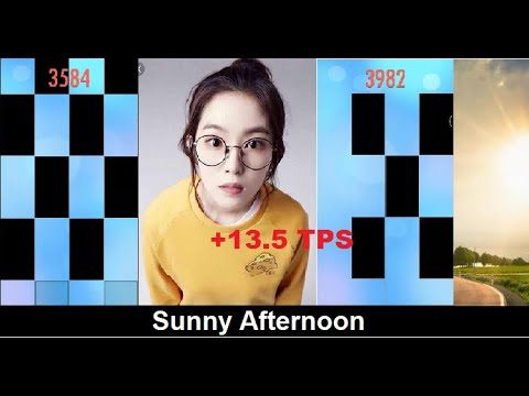 HARDEST + FASTEST + CRAZIEST SONG BY adeM1NT | Sunny Afternoon