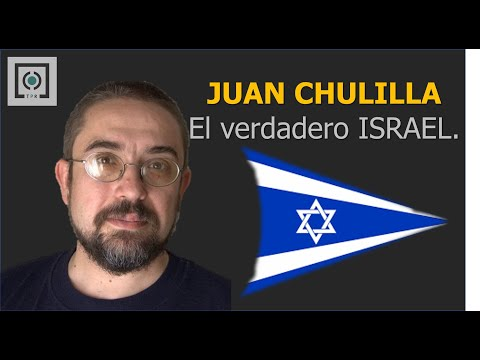 ENTREVISTA Al Antropólogo Juan Chulilla Sobre Israel   Parte 1