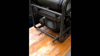 Motosacoche 24 V / 400 Watts