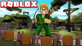 💎 THE BEST ARCHER IN THE WORLD! * WOW * AND ROBLOX #361 💎