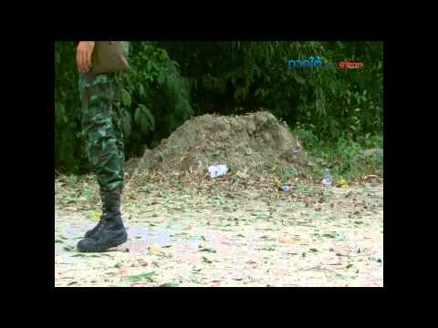 คนร้ายวางระเบิดหนัก 10 กก. หวังสังหารทหารนาวิกโยธิน 31 นราฯhttp://astv.mobi/A9YlpLF