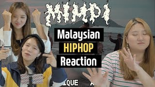 Korean girls react to Malaysian style hip hop K Clique Mimpi l Blimey MP3