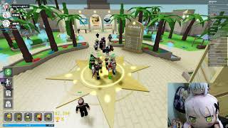 【Live】(2019/7/24) Roblox Tower Defense Sim nib :3