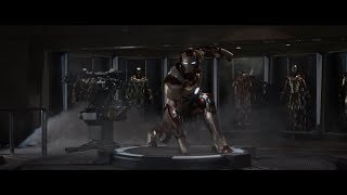 Ironman 3 Mark 42 + The Iron Legion [60Fps]