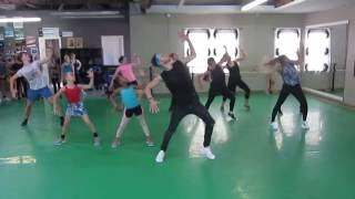 Nick Jonas  - Voodoo Choreography