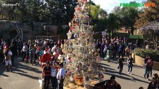 Familias disfrutan de fin de semana en parque Morelos