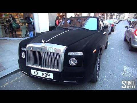VELVET Rolls-Royce Drophead - Walkaround in London